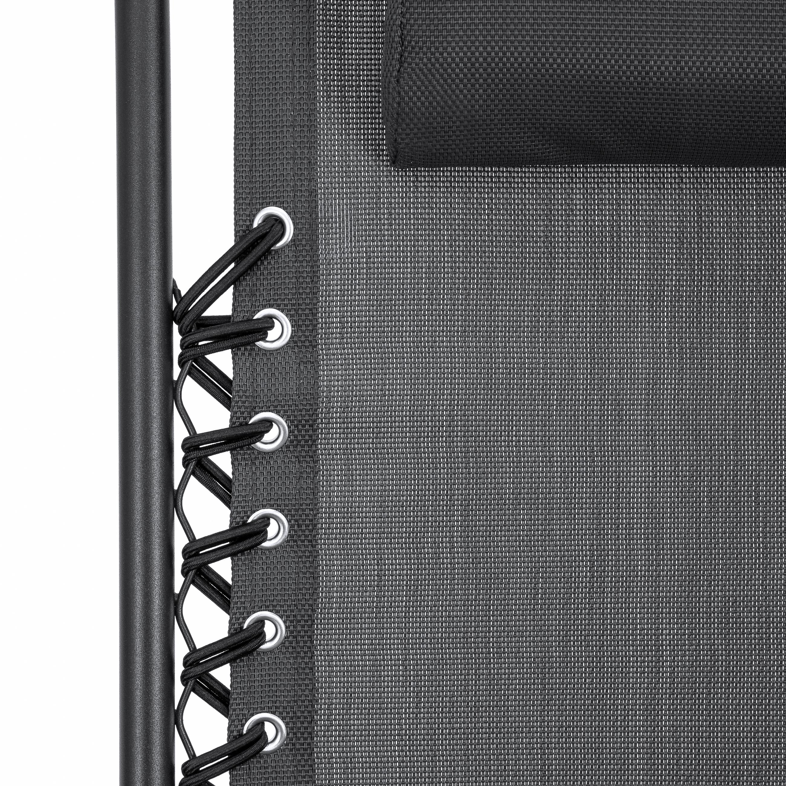 BCP-Foldable-Zero-Gravity-Patio-Rocking-Lounge-Chair thumbnail 20