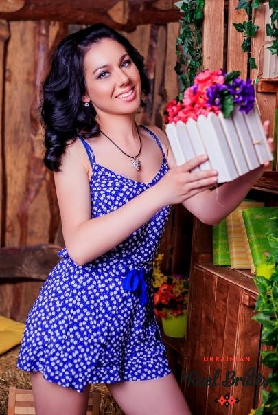 Photo gallery №7 Ukrainian bride Elena