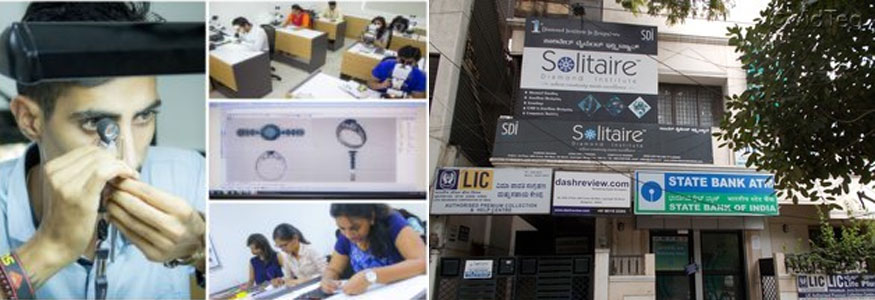 Solitaire Diamond Institute, Bengaluru Image