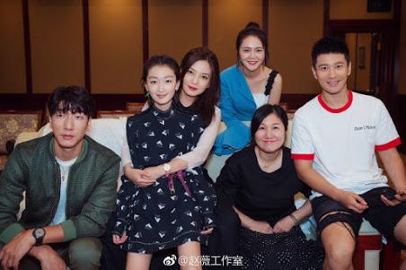 Nhóm khách mời Nhà Hàng Trung Hoa giao lưu cùng khán giả đài truyền hình vệ tinh Hồ Nam