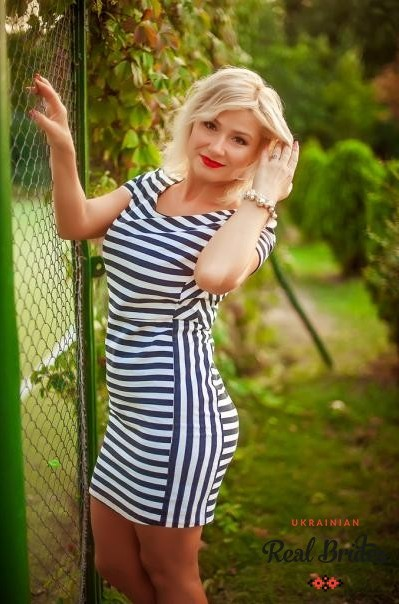 Profile photo Ukrainian women Ludmila