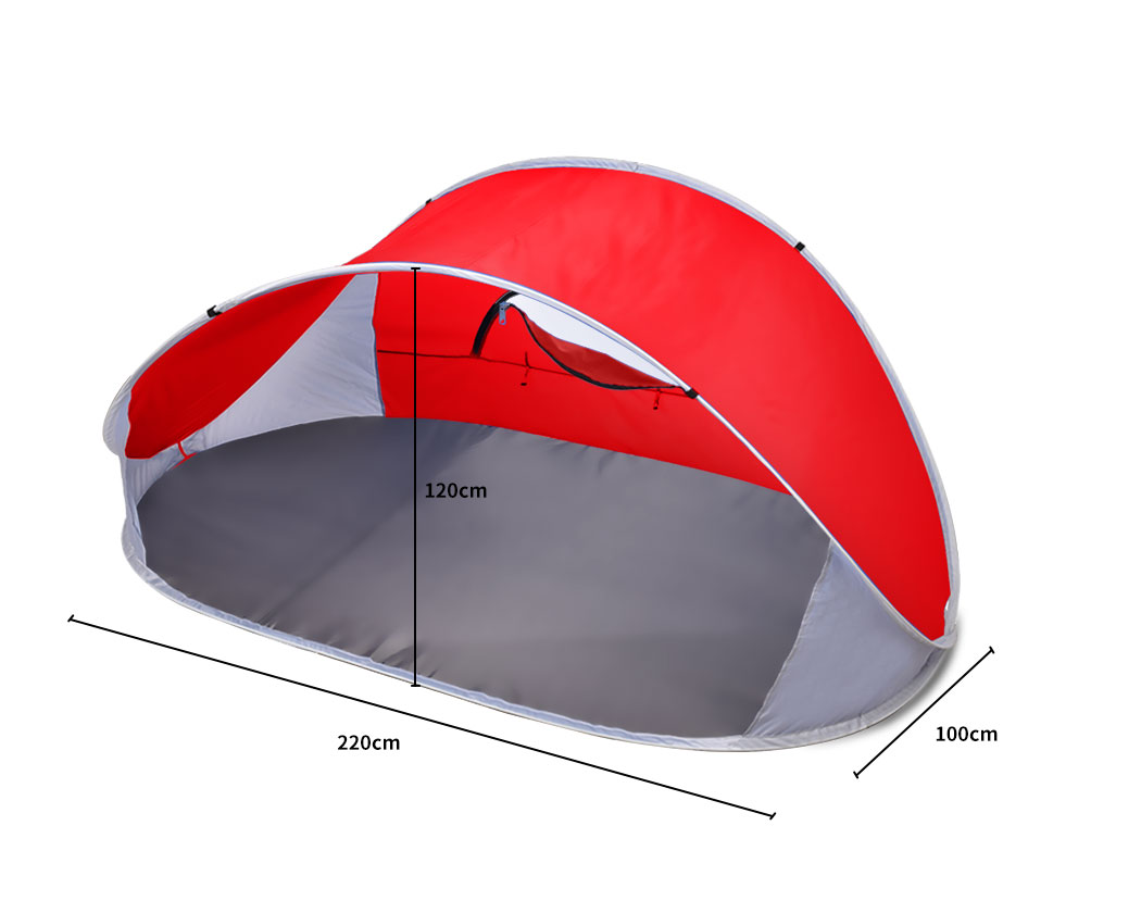Mountvie-Pop-Up-Tent-Camping-Beach-Tents-4-Person-Portable-Hiking-Shade-Shelter thumbnail 46