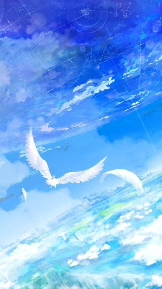 Anime Nature Background 8