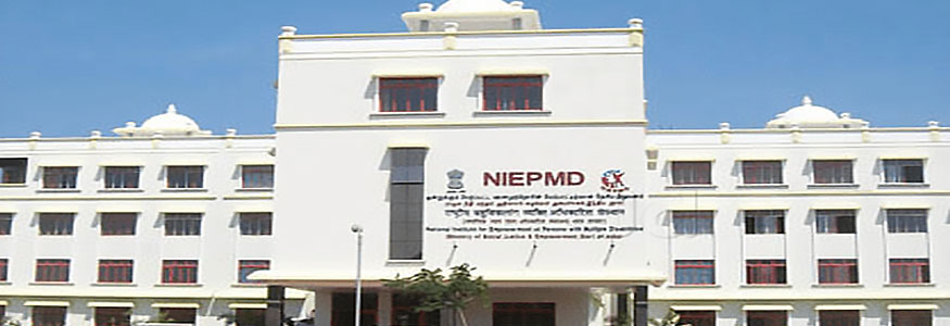 National Institute for Empowerment of Persons with Multiple Disabilities, Chennai Image