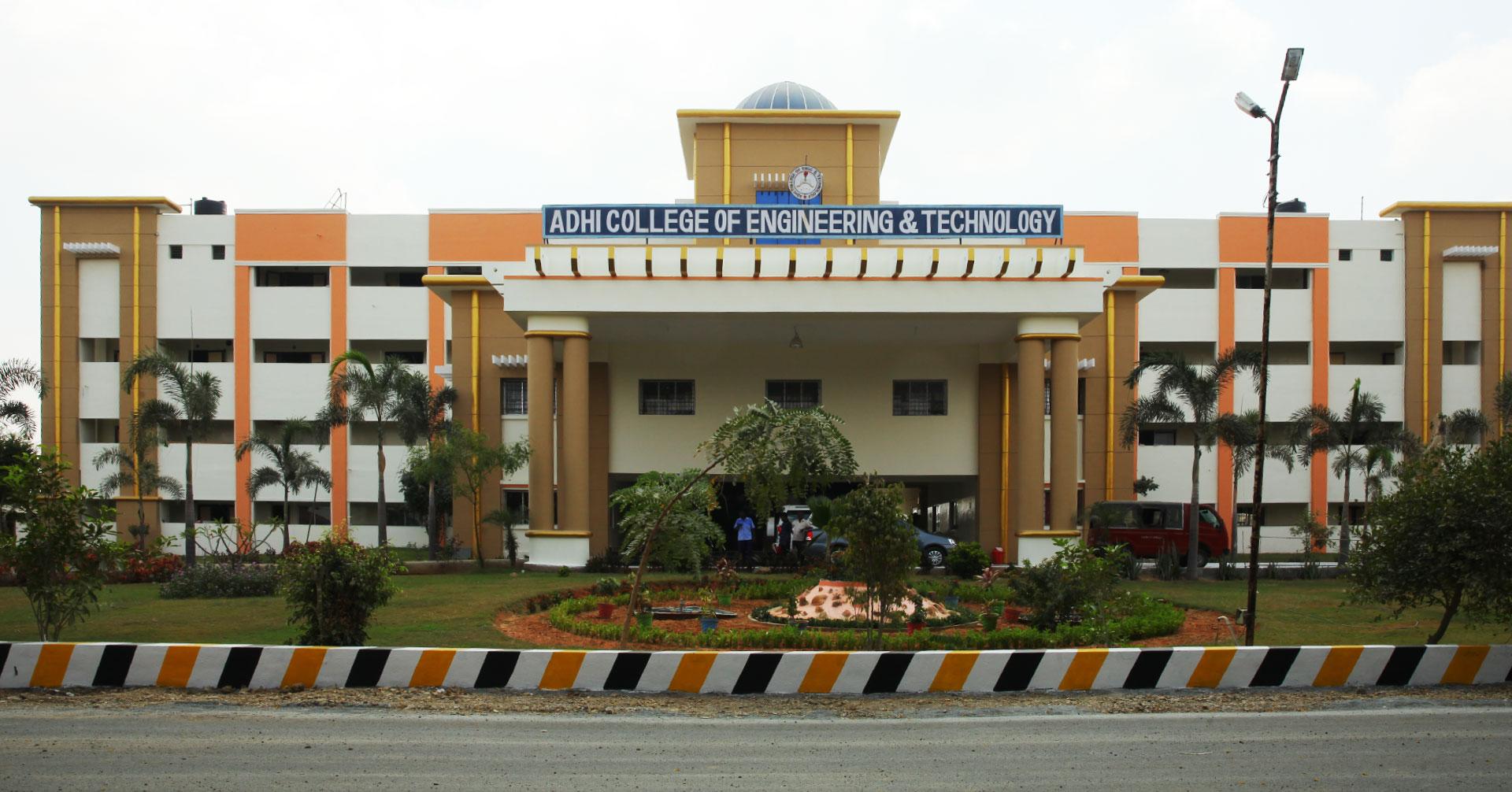 Adhi College of Engineering and Tecnology, Kanchipuram