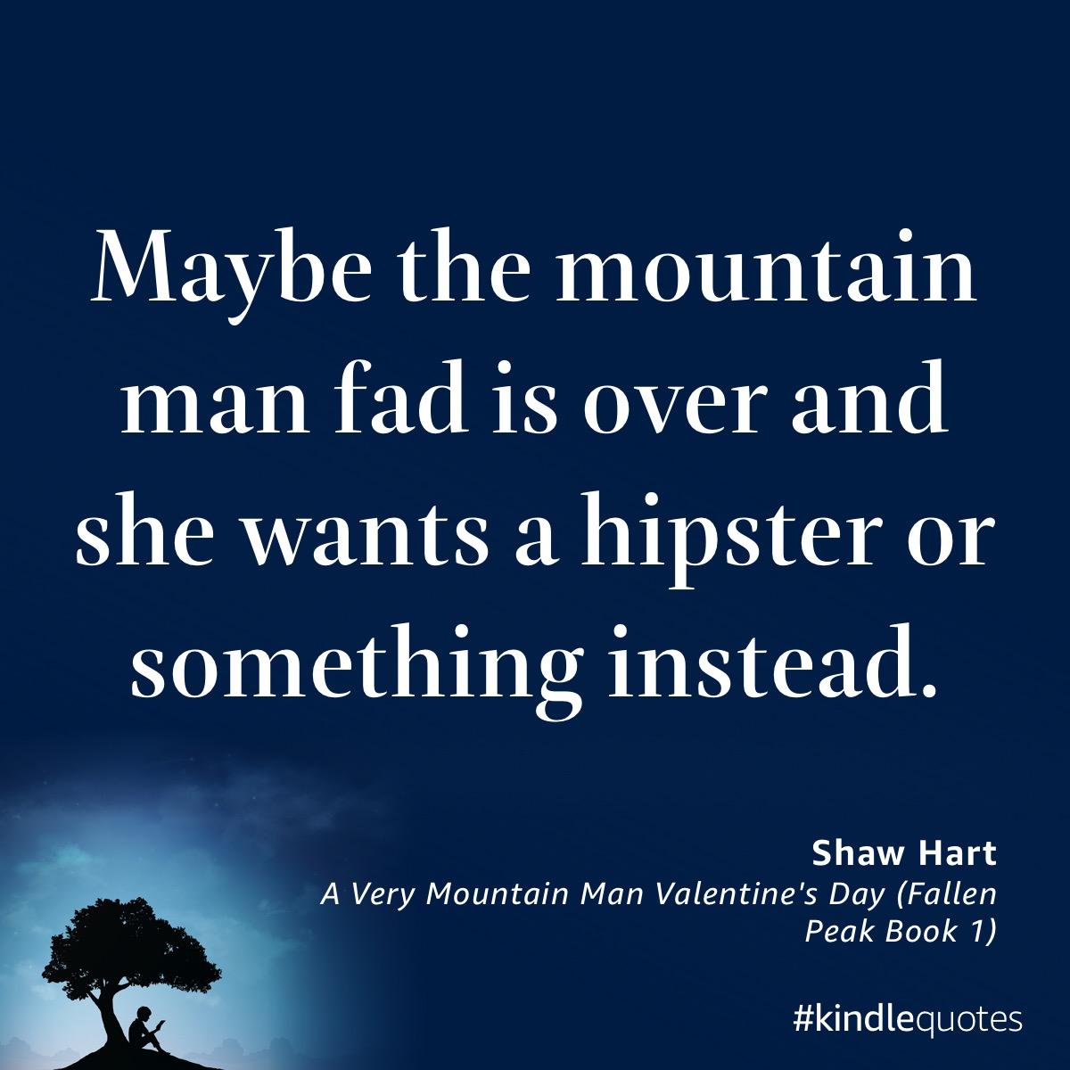 Book quote Shaw Hart