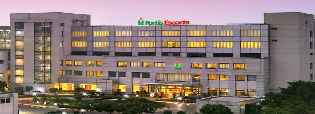 Fortis Escorts Heart Institute Image