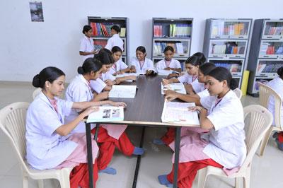 Central India College Of Nursing