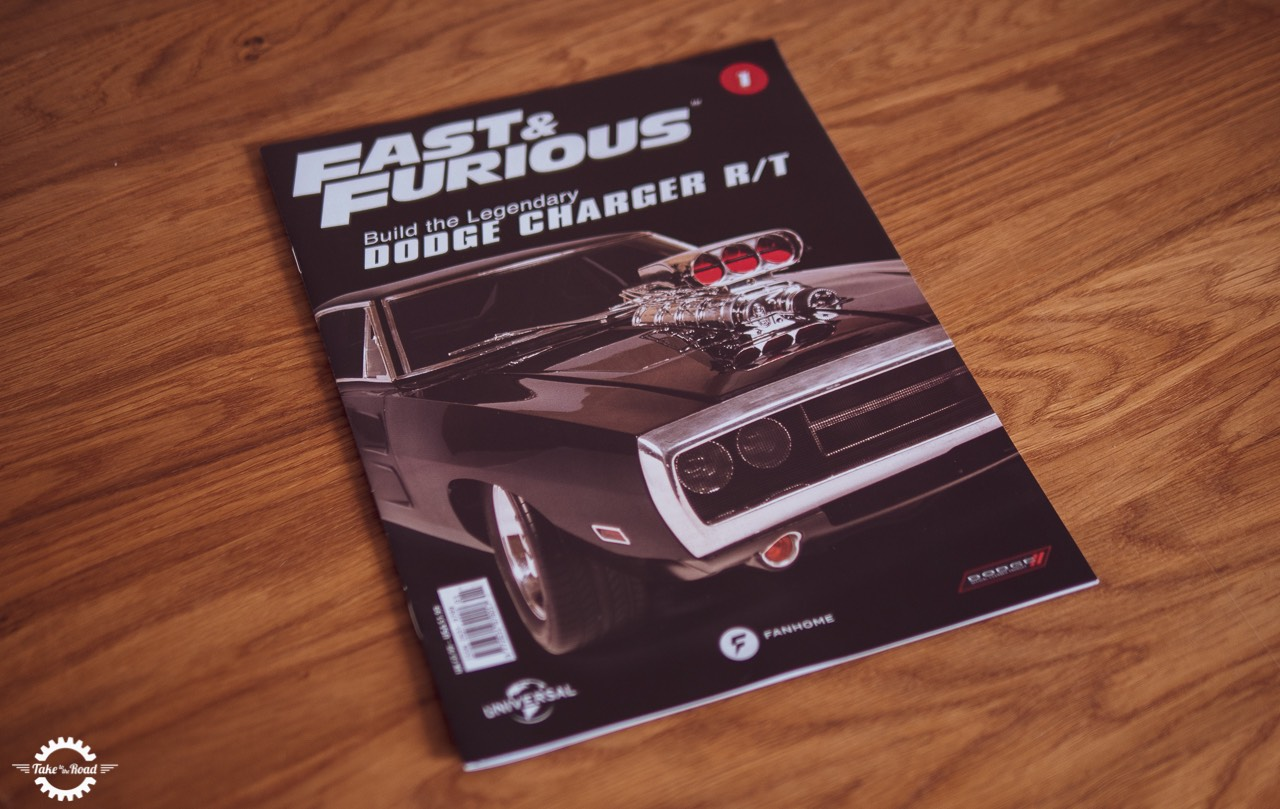 Building Doms Dodge Charger R/T from The Fast & Furious