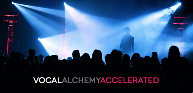 Vocal Alchemy Accelerated Header image