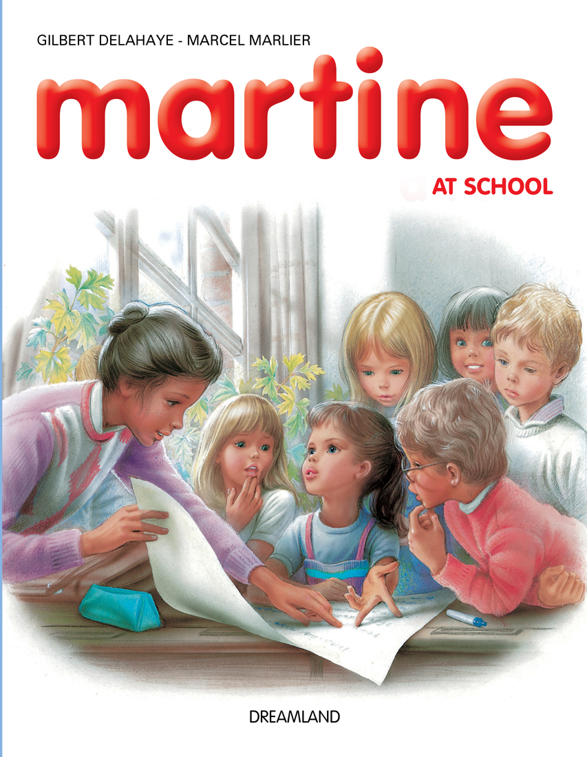 20. Martine At School