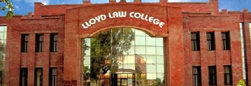 Lloyd Law College, Greater noida Image