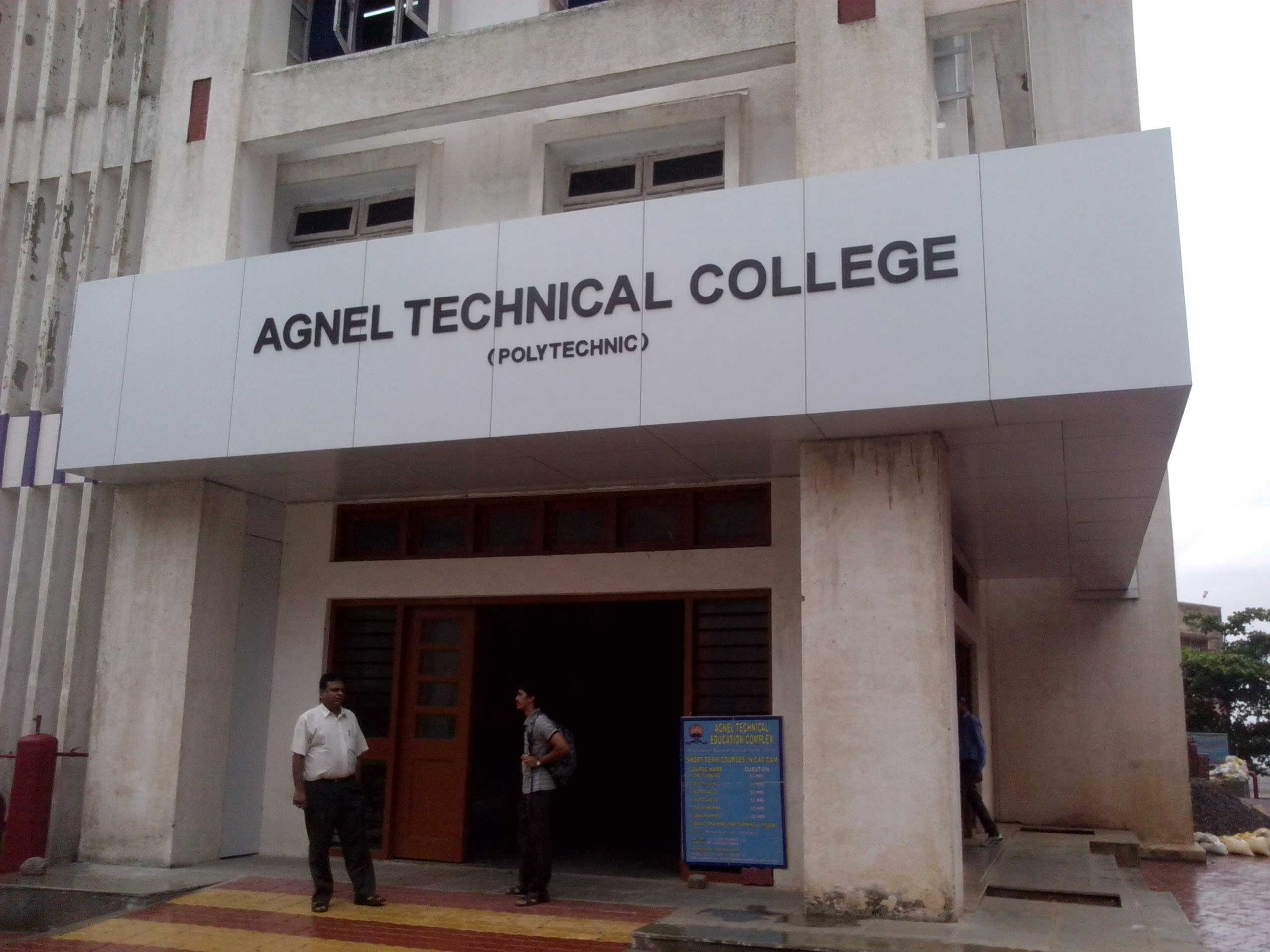 AGNEL TECHNICAL COLLEGE (POLYTECHNIC)