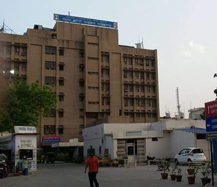Sanjay Gandhi Memorial Hospital Image