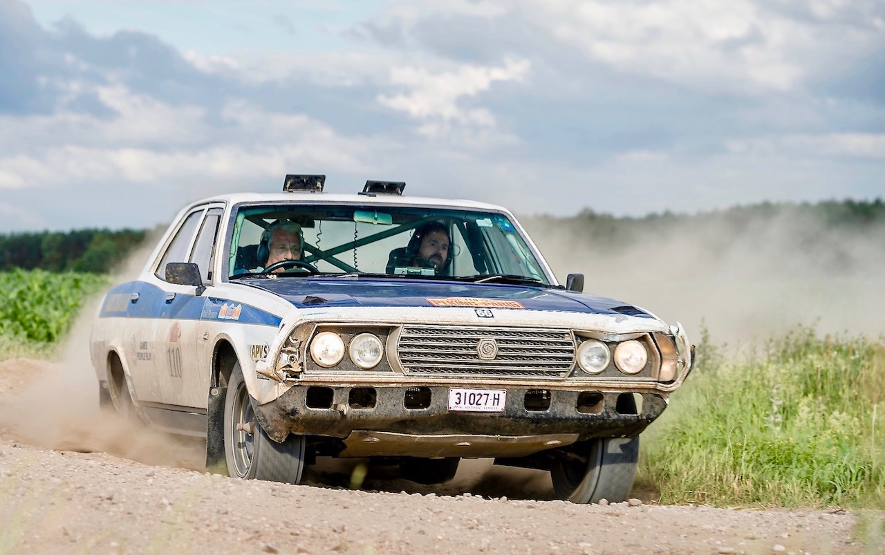 Rallying legend Gerry Crown joins 2020 Round the World Rally