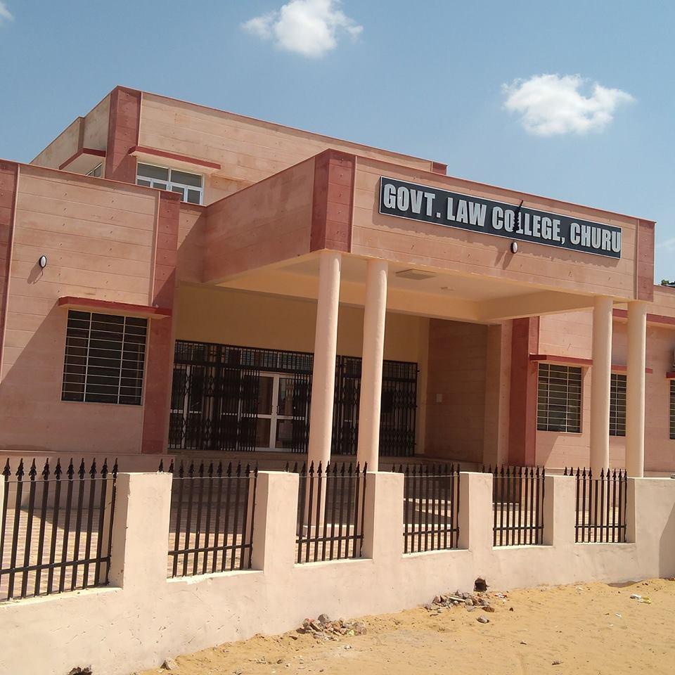 Government Law College, Churu