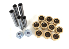 Bronze Upgrade! Rear Independent Suspension Bushings Kit 50-1151UP Boss Bearing