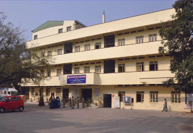 Kasturba Gandhi Degree And PG College For Women, Secunderabad