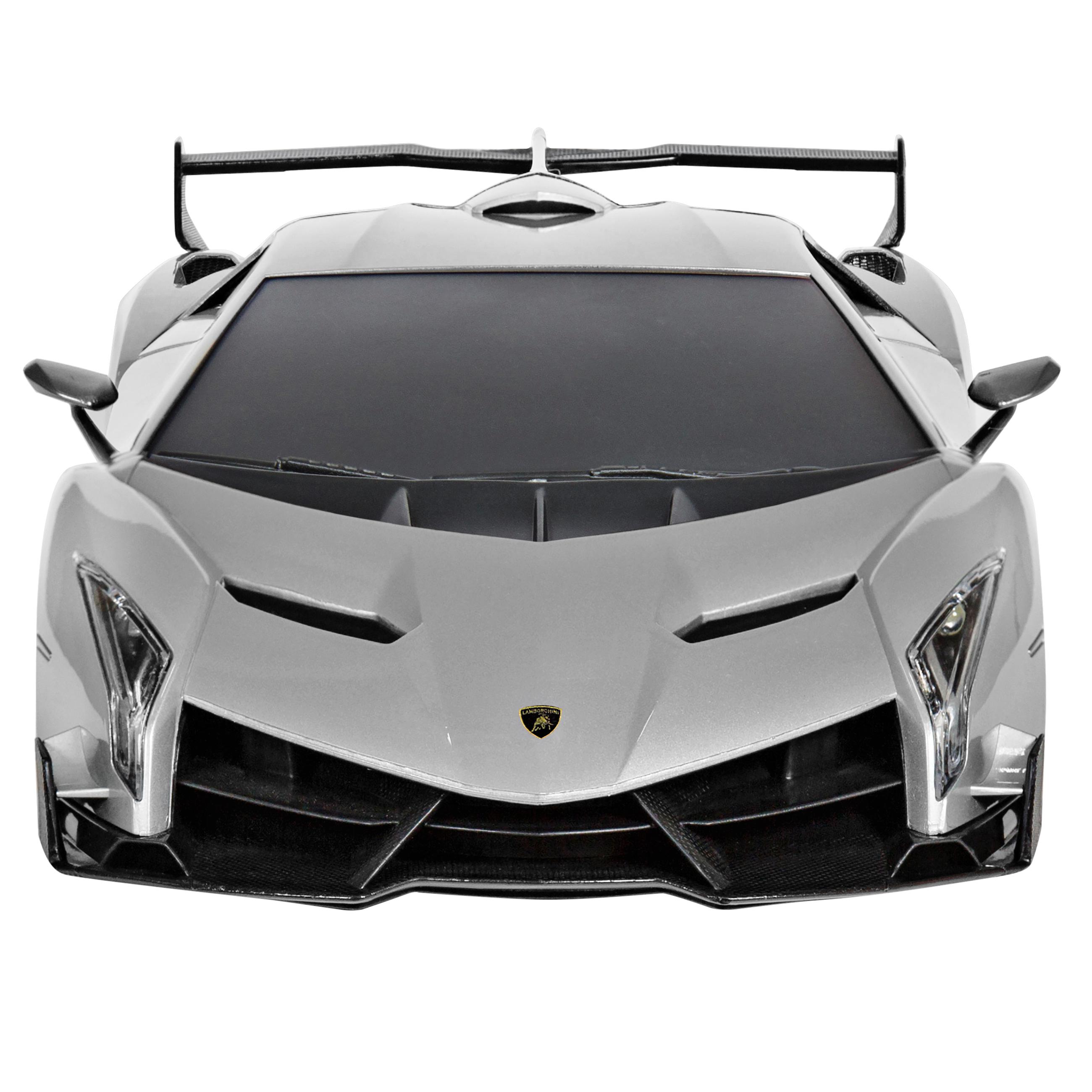 BCP-1-24-Kids-RC-Lamborghini-Veneno-Racing-Car-Toy-w-Lights-Shock-Suspension thumbnail 26