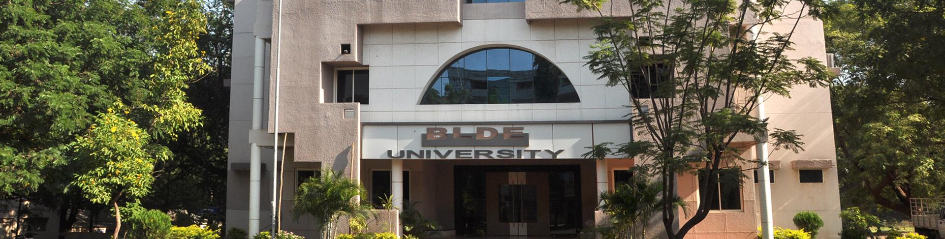 B.L.D.E. University, Vijayapura