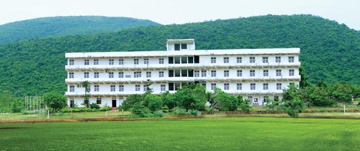 AQJ CENTRE FOR POST GRADUATE STUDIES, Visakhapatnam