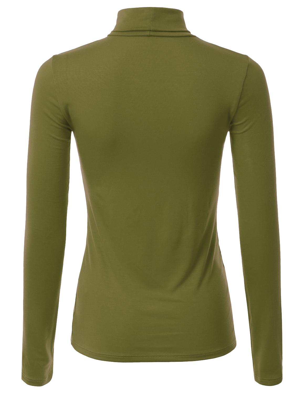 Doublju-Womens-Long-Sleeve-Turtleneck-Lightweight-Pullover-Top-Sweater-Plus-Size