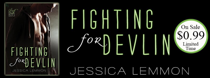 Fighting For Devlin by Jessica Lemmon banner