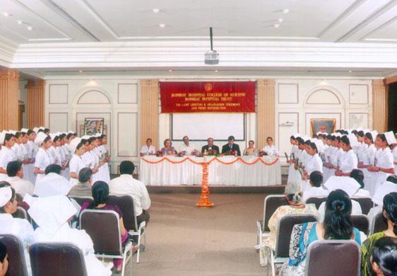 Bombay Hospital College of Nursing, Mumbai Image