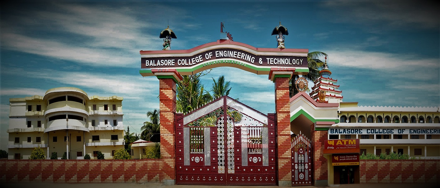 Balasore College of Engineering and Technology