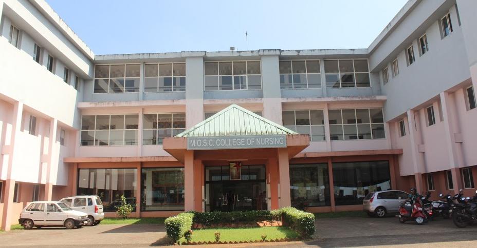 MOSC College of Nursing, Kochi Image