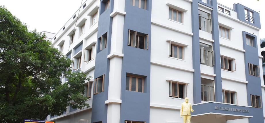 Chevalier T. Thomas Elizabeth College For Women, Chennai