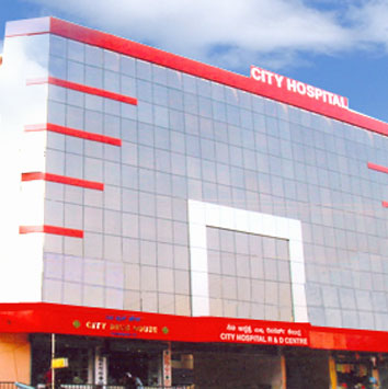 City Hospital Research and Diagnostic Centre Image