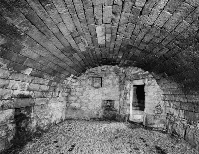 Башня Гилноки до реставрации