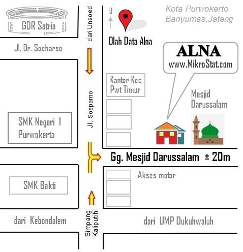 Denah Alna