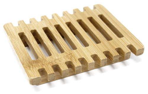 hemu wood soap dish - piano