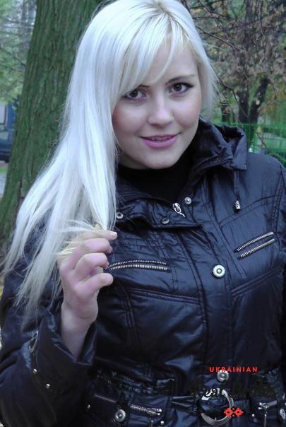 Photo gallery №6 Ukrainian bride Viktoria