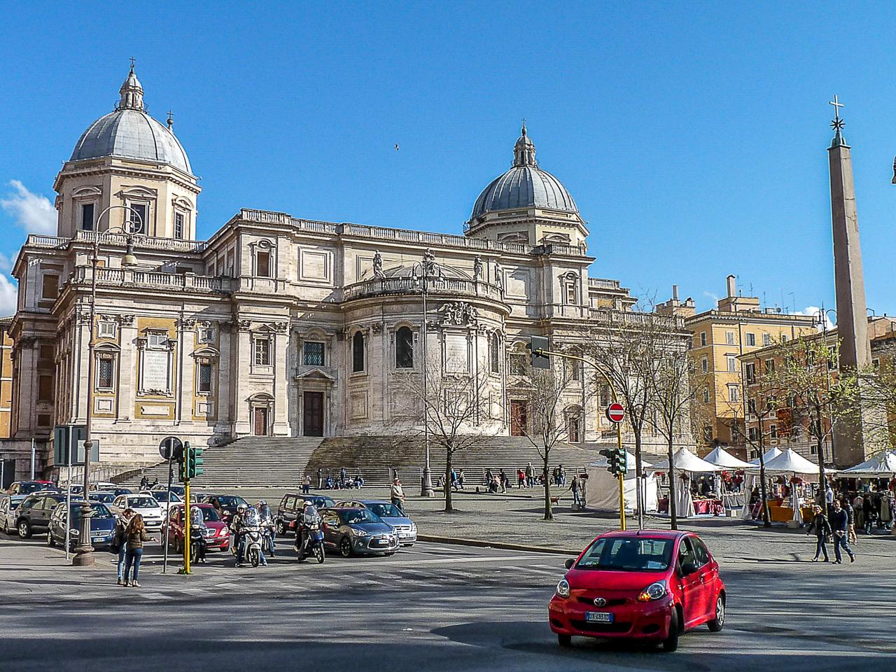 Basílica de Santa María Maggiore