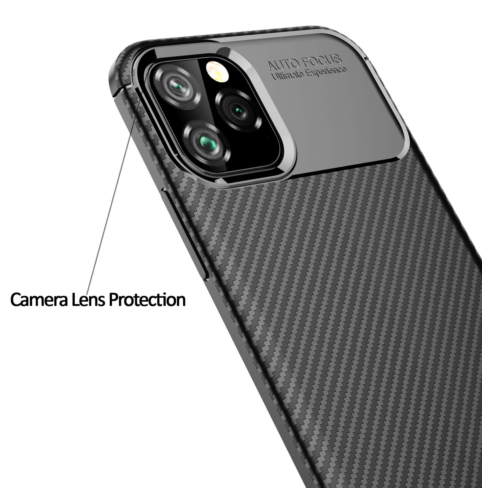 thumbnail 51 - Case for iPhone Carbon Fibre Soft Cover TPU Silicone Slim 11 X XR Max 8 7 6 Plus