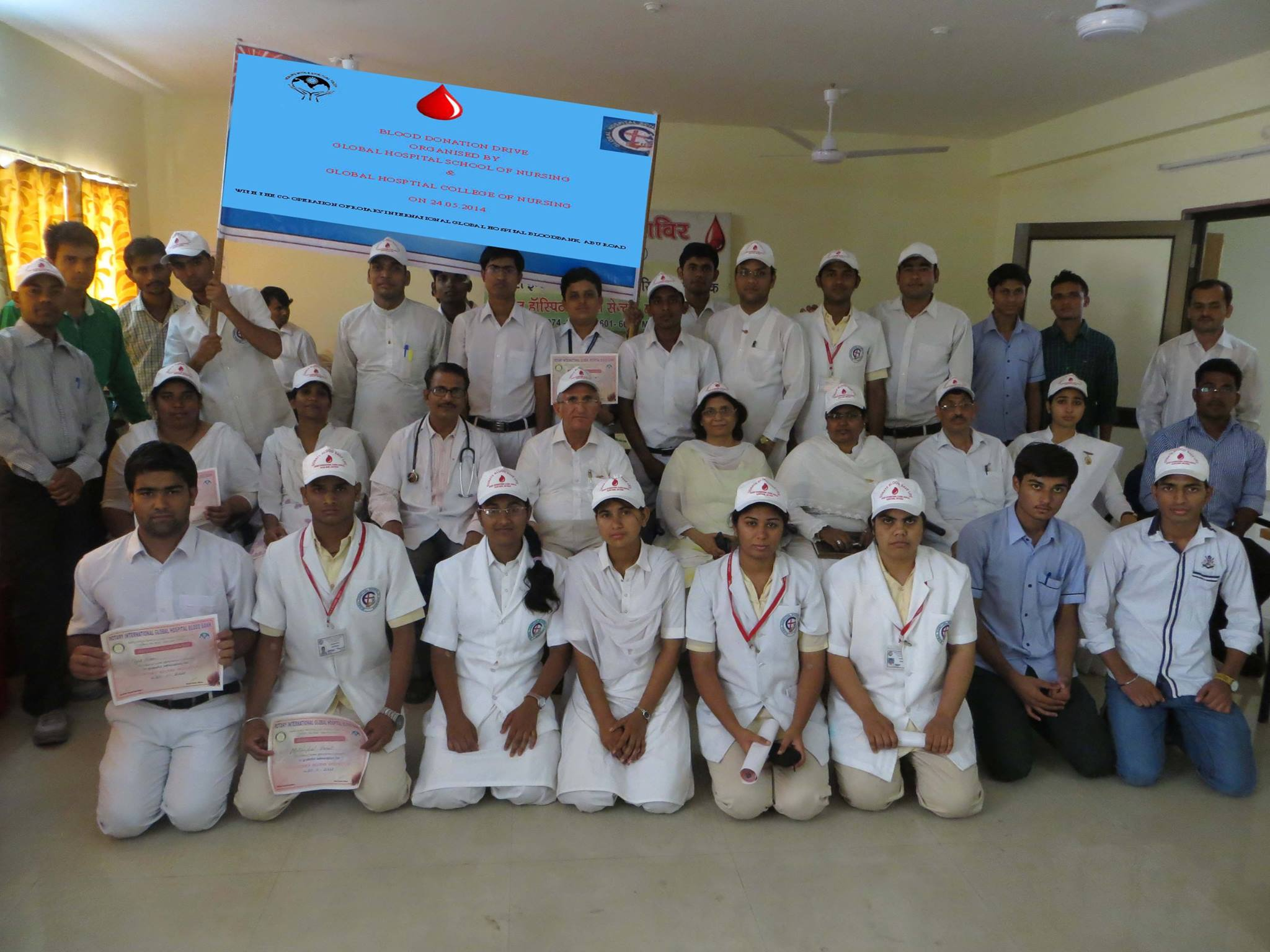 Global Hospital School Of Nursing