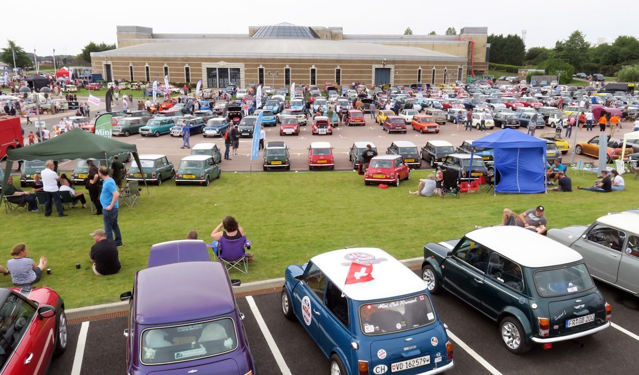 British Motor Museums Gaydon Gathering returns this July