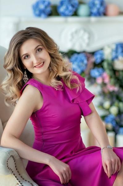 Profile photo Ukrainian bride Mariyana