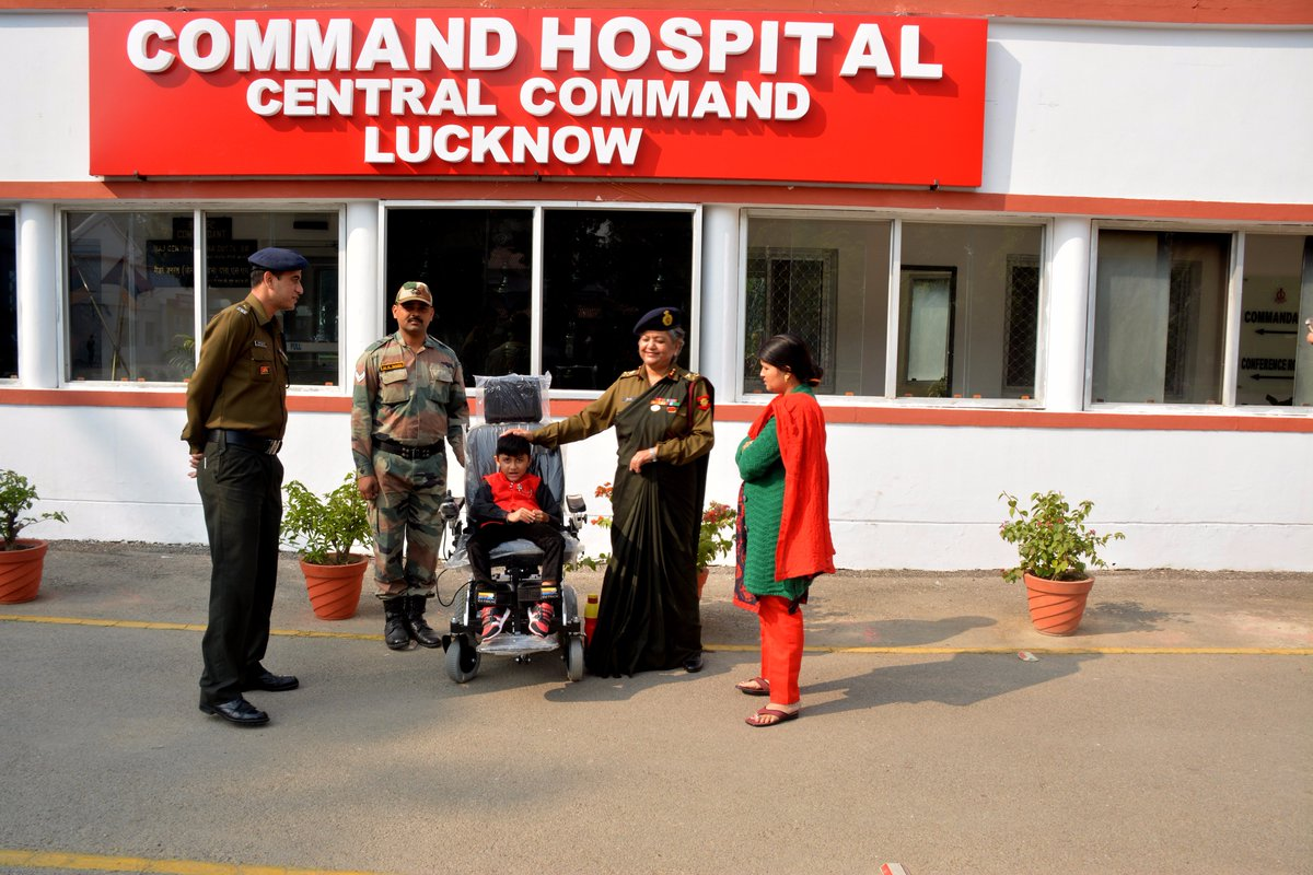Command Hospital, Lucknow Image