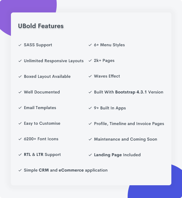 Ubold - Admin & Dashboard Template - 8