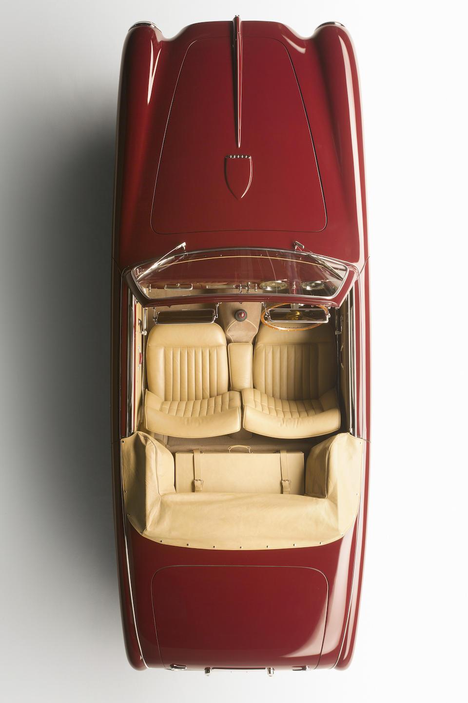 Rare 1951 Ferrari 212 Inter Cabriolet for sale with Bonhams