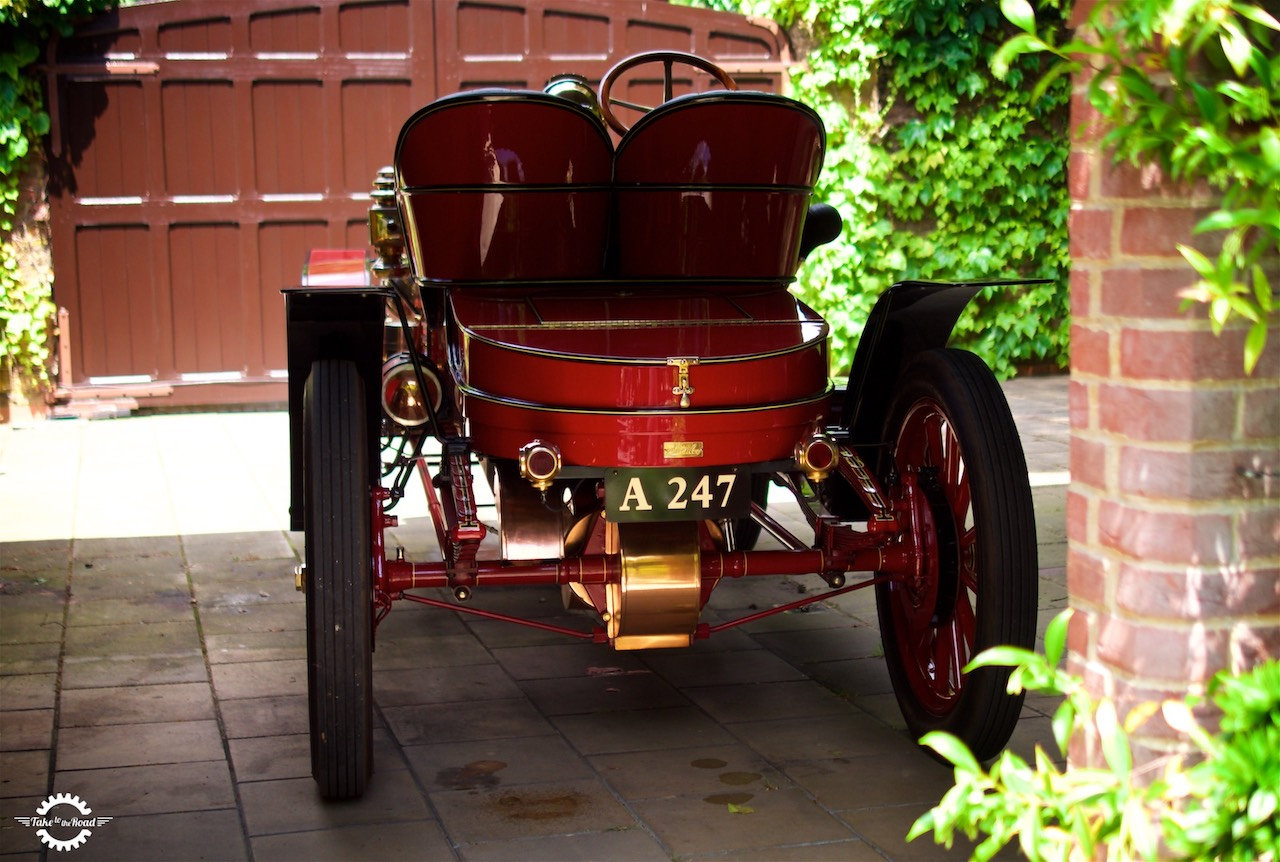 Take to the Road Feature Full Steam Ahead 1908 Stanley Model K