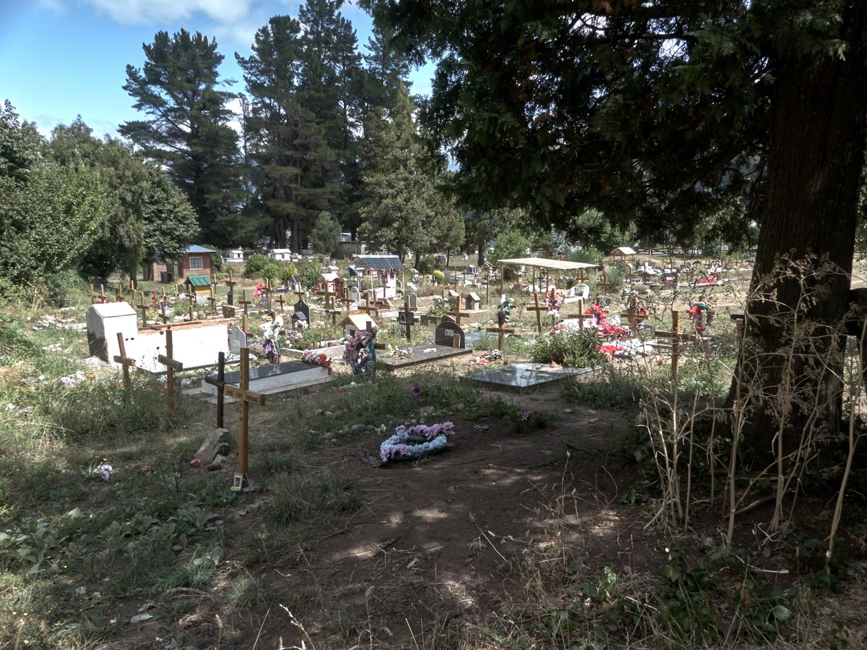 Cementerio Lago Puelo