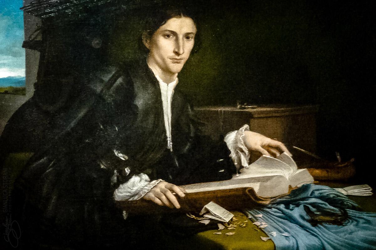 Ritratto di Lorenzo Lotto - Gianluca Storani Photo Art