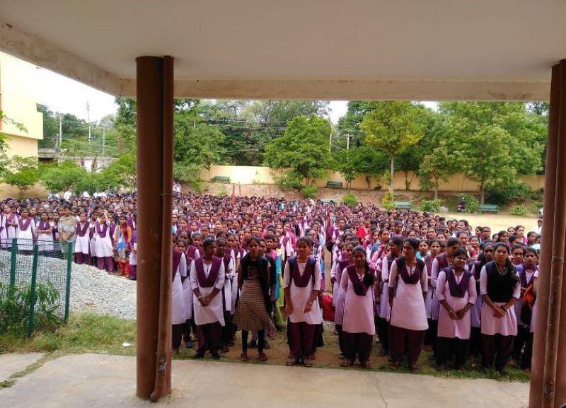 Government First Grade College for Women, Kolar