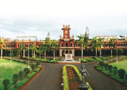 School of Post Graduate Studies, Coimbatore Image