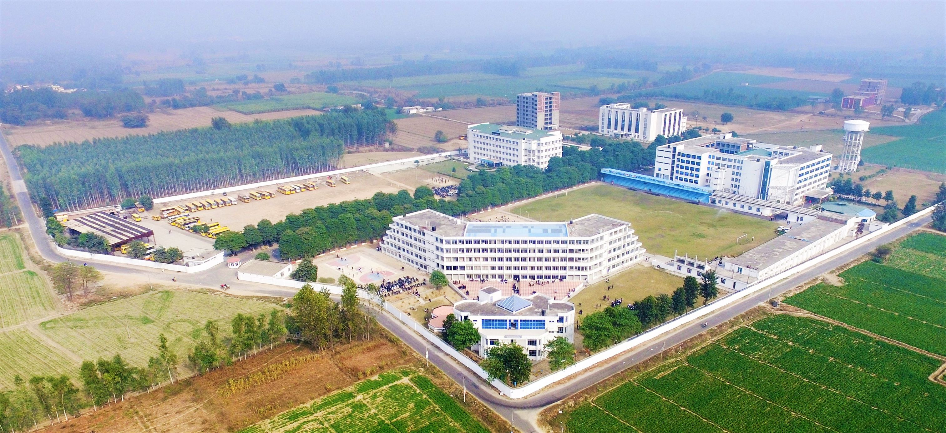 University Institute of Science and Humanities, Sant Baba Bhag Singh University Image